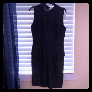 Guess size 2 peplum dress